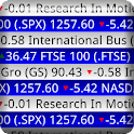 Stock Ticker Tape Widget logo