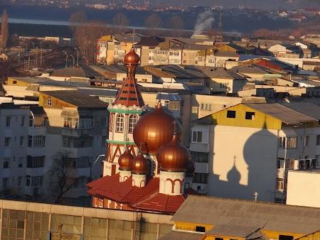 Obiective turistice Piatra Neamt: Biserica cu turle rusesti