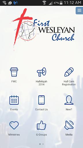 玩免費生活APP|下載First Wesleyan Church app不用錢|硬是要APP