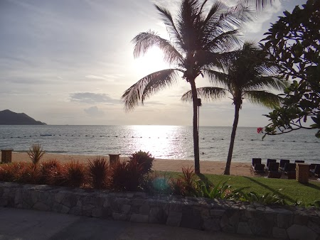 Hotel Sea Sand Sun Pattaya: Apus de soare la Pattaya