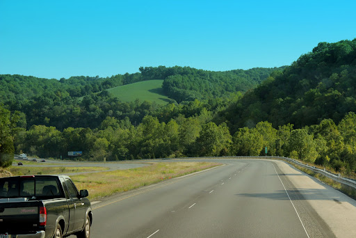 Driving thru the Ozarks