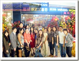 Xin Wang Hong Kong Cafe Grand Opening