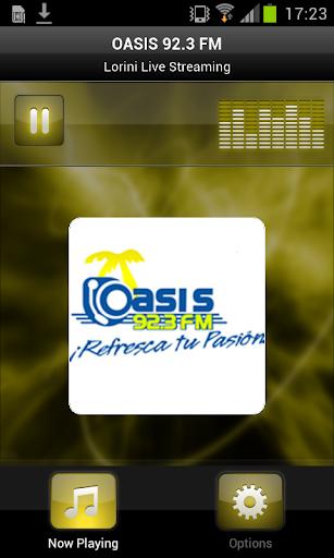 OASIS 92.3 FM