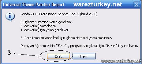 Windows 7,Vista ve Xp Tema Yükleme Resimli Anlatım