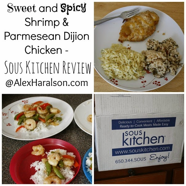 Sous Kitchen: Alex Haralson: Healthy And Affordable Meal Delivery