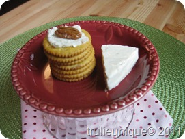 cheese and crackers, simple snack, elegant snack