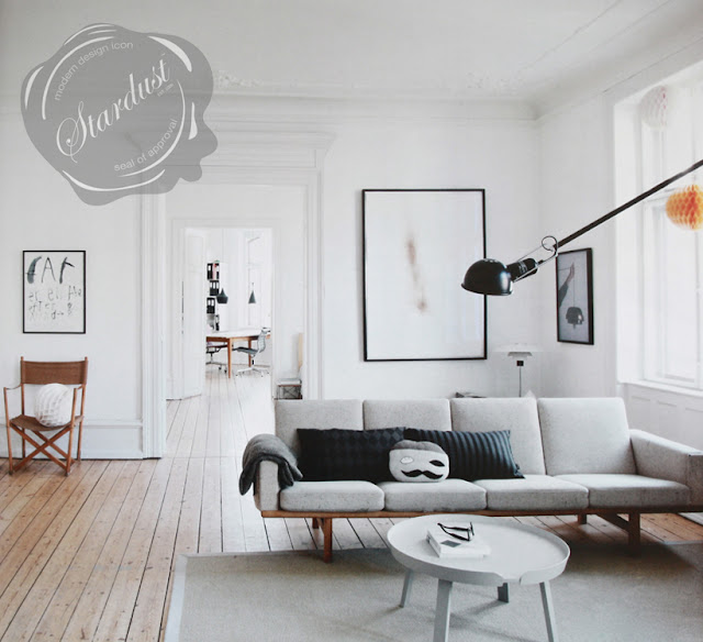 Apartment Living For The Modern Minimalist: 265 Wall Lamp From Flos & FLOS 265 Lamp