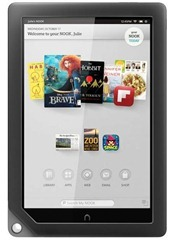 Nook HD and Nook HD+ receive Google Play support software update