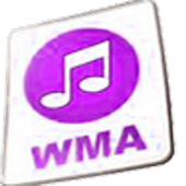 Clear WMA Music Player