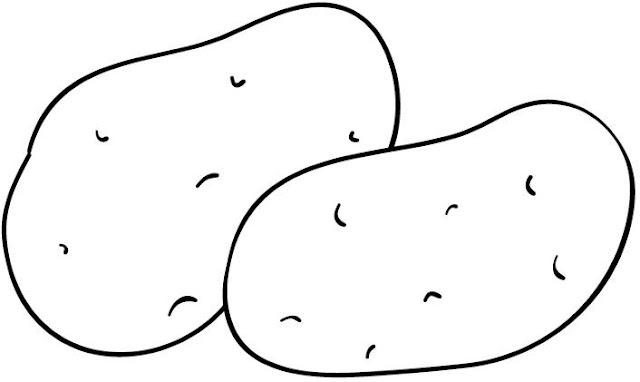 Dibujos De Patatas