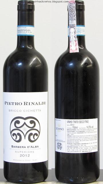 Vinho Barbera D'Alba