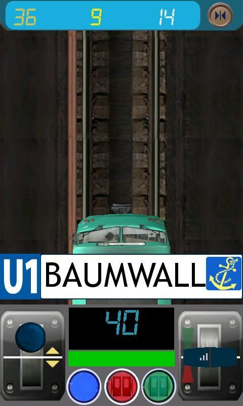 Metro Simulator FREE - screenshot