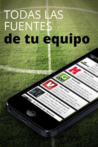 【免費運動App】100% Fan del Leones Negros-APP點子