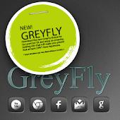 GreyFly Go Launcher EX Theme