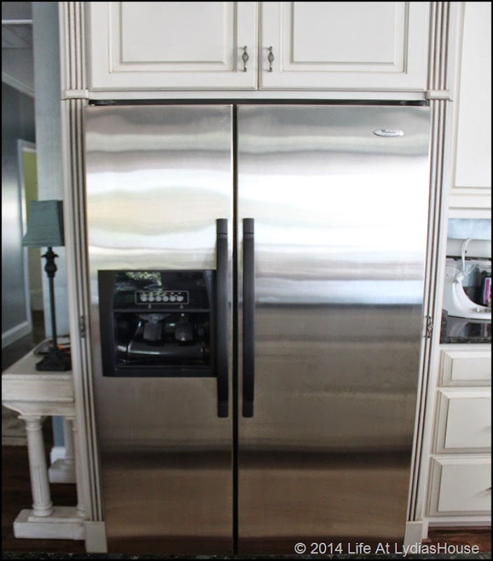 refrigerator cabinet pantry 14