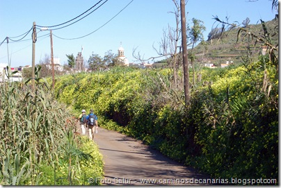 4929 Las Lagunetas-Los Arbejales