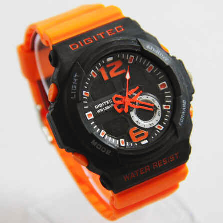 Jual jam tangan Digitec 2067 T Orange Original