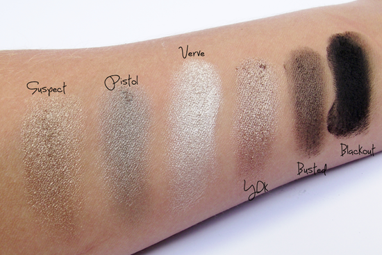 Swatches Naked 2 - 2a. parte