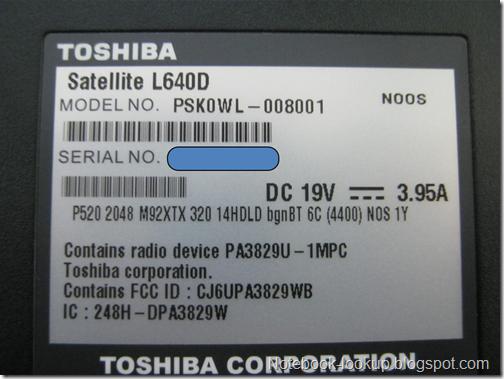All drivers satellite l640 toshiba