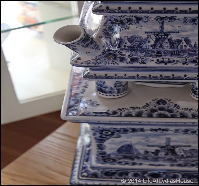 Delftware tulipiere 4