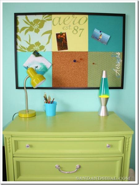 DIY Style Tile Board