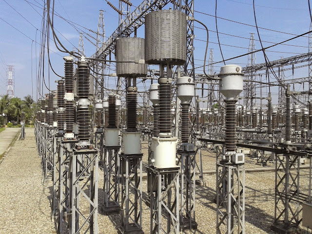 132/33kV Power Grid Substation