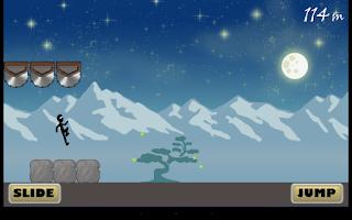 Screenshot of Ninja Run