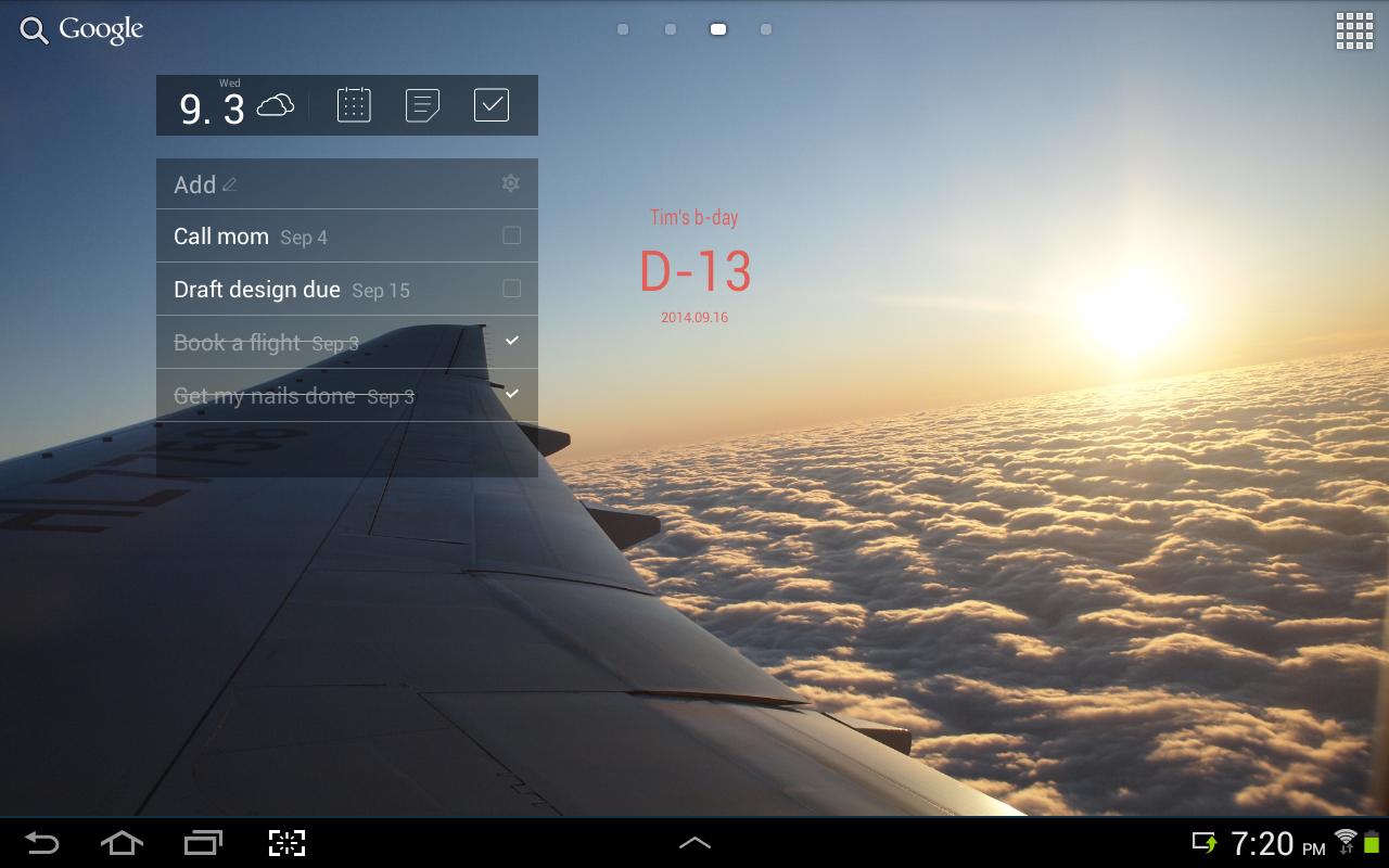 SolCalendar - Calendar / To do screenshot #9