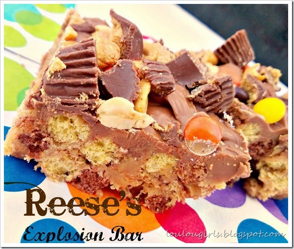 reese explosion bar