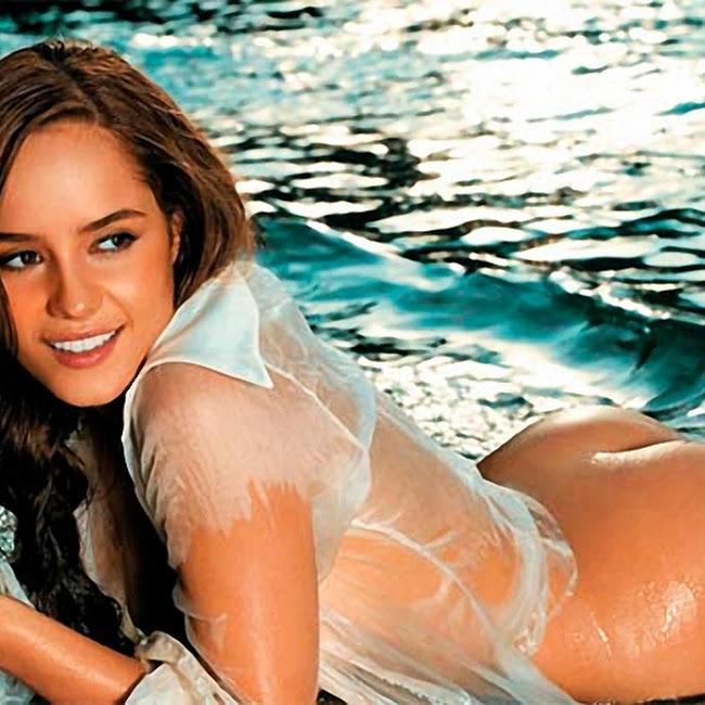 Ana Lucia Dominguez Desnuda Foto 1