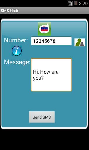 Free SMS Haiti