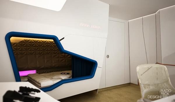 diseñador Radomir minjarik-decoracion-habitacion