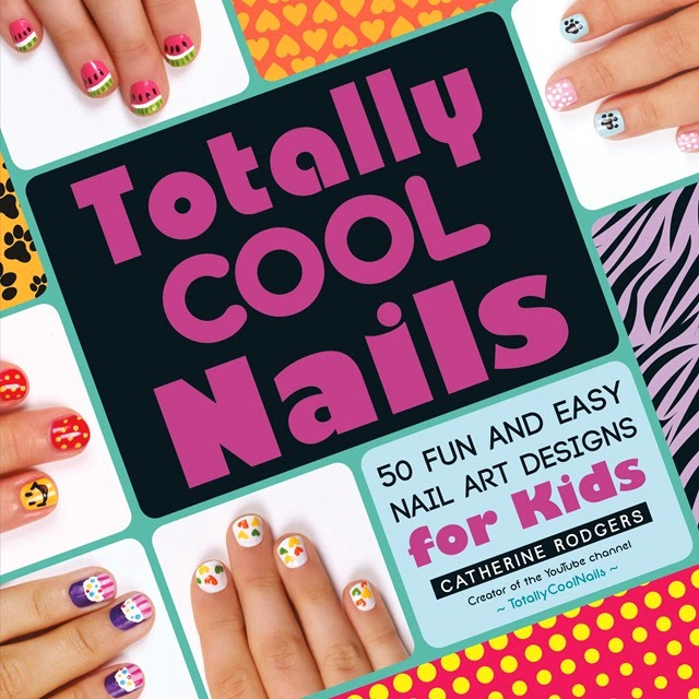 15 Cool Nail Art Designs: Totally Cool Nails By Catherine Rodgers