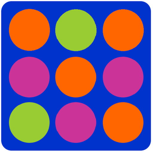 玩休閒App 3 in a row免費 APP試玩