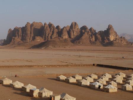 Jabal Rum Camp - Wadi Rum