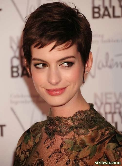 Groovy Celebrity Short Hairstyles For Women 2014 Hairstyle Fs Short Hairstyles For Black Women Fulllsitofus