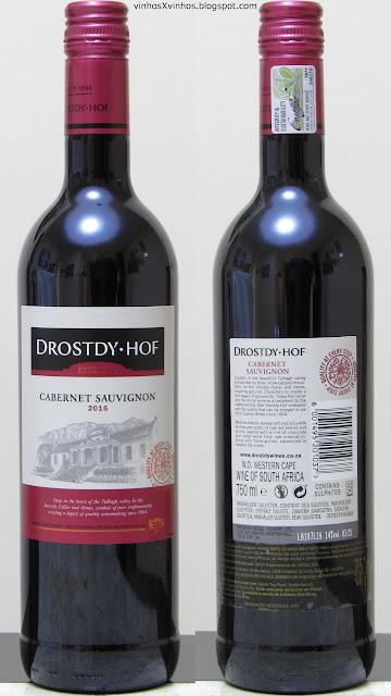 Drostdy-Hof W.O. Cabernet Sauvignon