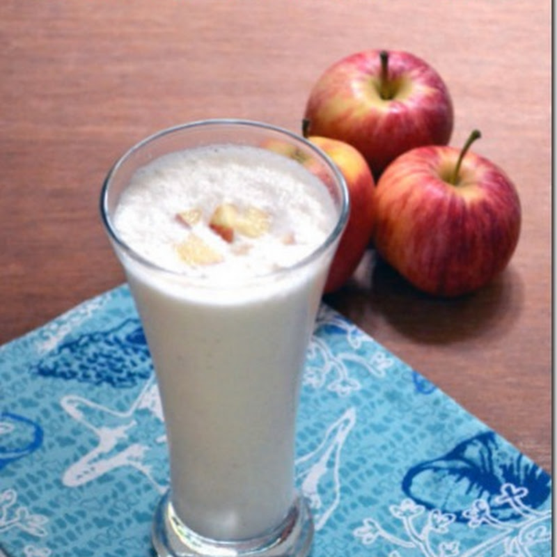 Apple Milkshake Recipe