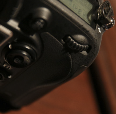 D600 Rear thumb grip