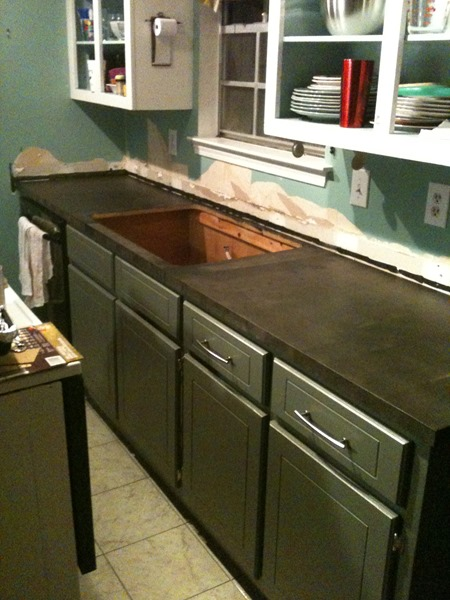 Faux Marble Countertops Bean In Love