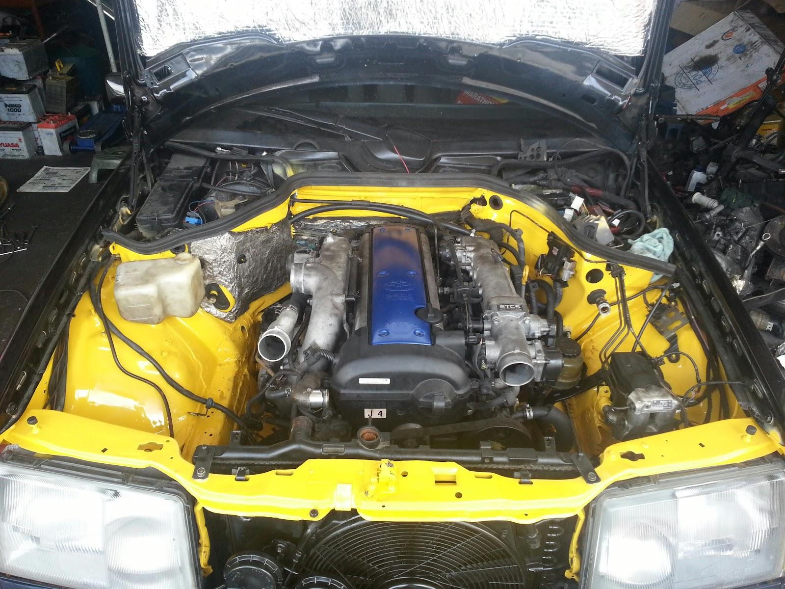 1JZ GTE VVTI - W124