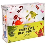 Geek Kids Bed Sheets