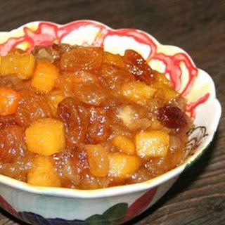 Spicy Persimmon Chutney