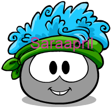 Puffle All-Star Curls :)