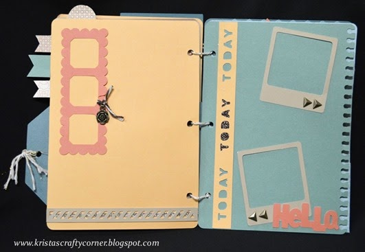 Kraft album_Balloon Ride_Artbooking_page 8 & 9 DSC_1225