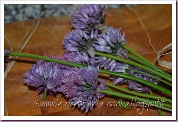 Risotto vegan fiorito con erba cipollina e peperoni (0)