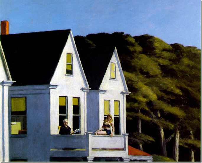 Edward_Hopper_Second Story SunlightEdward_Hopper_1960