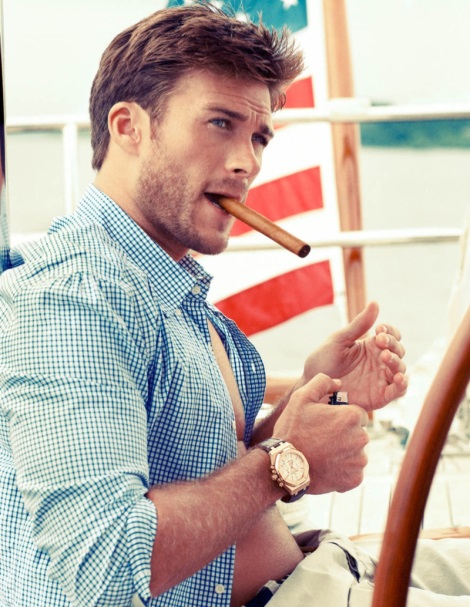 Scott Eastwood by Noe DeWitt for Town & Country Magazine