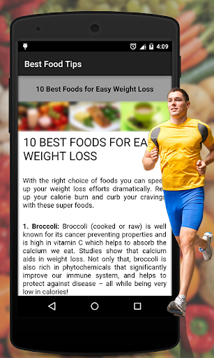 10 Best Food for You