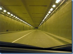 8092 Highway 58 - Thorold Tunnel - an underwater vehicular tunnel under the Welland Canal. It's the longest tunnel in Ontario, with a length of 840 m